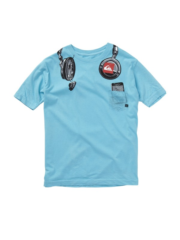 0 Boys 8-16 Shredder T-Shirt  AQBZT00437 Quiksilver