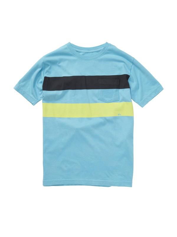 0 Boys 8-16 Twinny T-Shirt  AQBZT00438 Quiksilver
