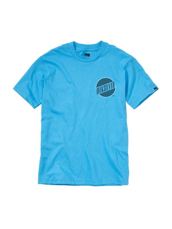 0 Boys 8-16 Burner T-Shirt  AQBZT00439 Quiksilver