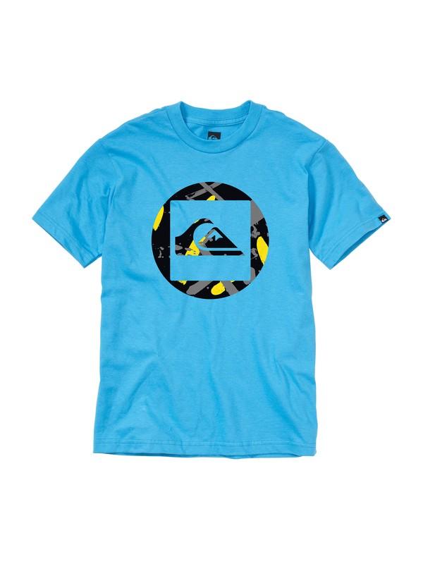 0 Boys 8-16 High Heat T-Shirt  AQBZT00440 Quiksilver