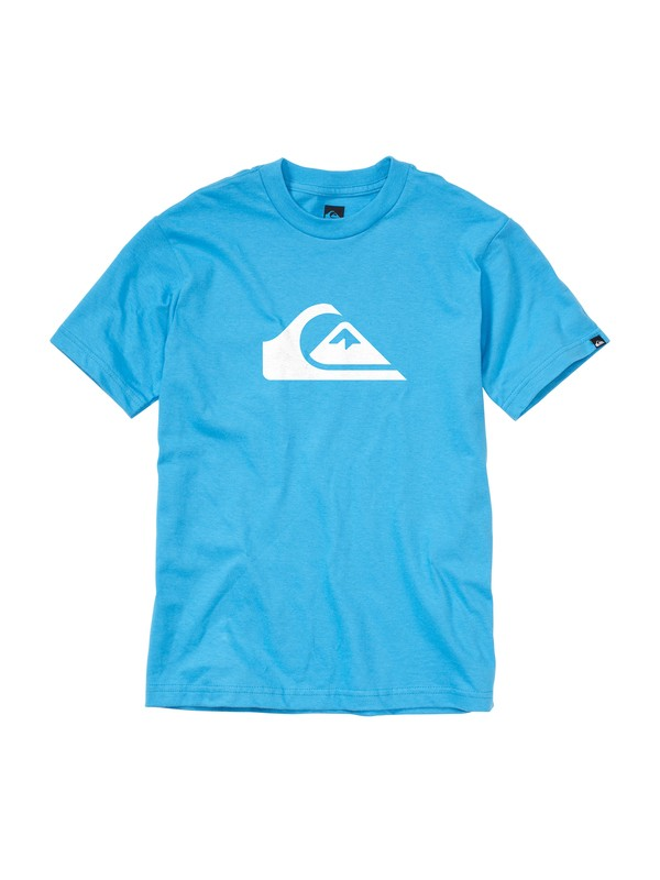 0 Boys 8-16 Mountain Wave T-Shirt  AQBZT00441 Quiksilver
