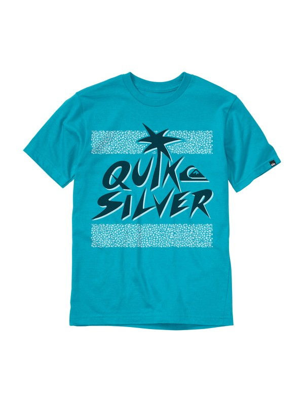 0 Boys 8-16 Mondo Lizard T-Shirt  AQBZT00447 Quiksilver