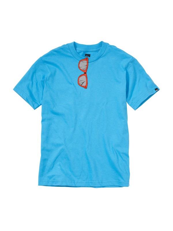 0 Boys 8-16 Sunnys T-Shirt  AQBZT00453 Quiksilver