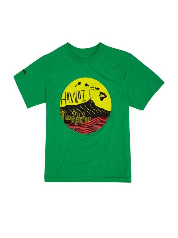 0 Boys 8-16 Rice Bowls T-Shirt  AQBZT00506 Quiksilver
