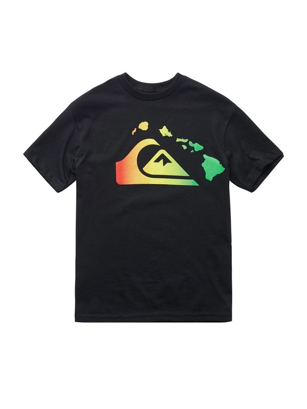0 Midway By T-shirt  AQBZT00576 Quiksilver