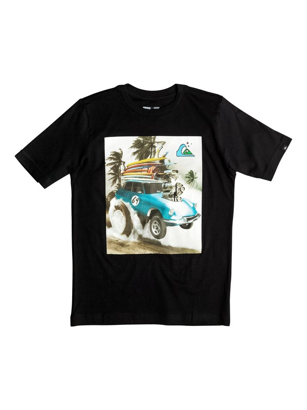 0 Boy's 8-16 Surf Express Tee  AQBZT03093 Quiksilver