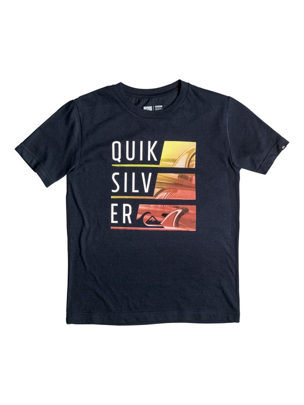 0 Boys 8-16 Word Up T-Shirt  AQBZT03131 Quiksilver