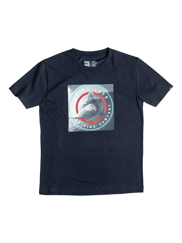 0 Boys 8-16 Plaid The Surf T-Shirt  AQBZT03135 Quiksilver