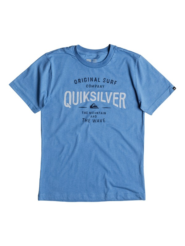 0 Boy's 8-16 Sunset Town Tee  AQBZT03148 Quiksilver