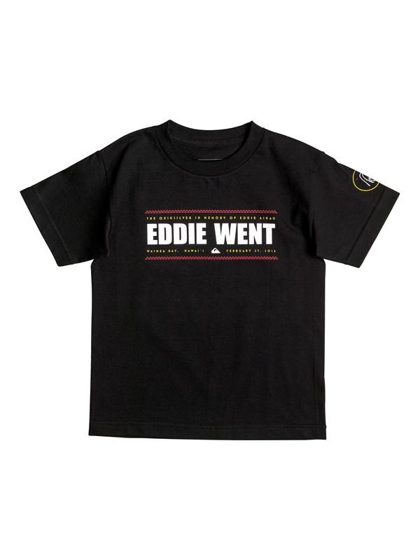 0 Boy's 8-16 Eddie Went T-Shirt  AQBZT03227 Quiksilver