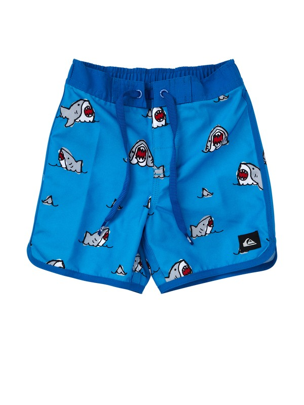 0 Baby Sharkbait Boardshorts  AQIBS00039 Quiksilver