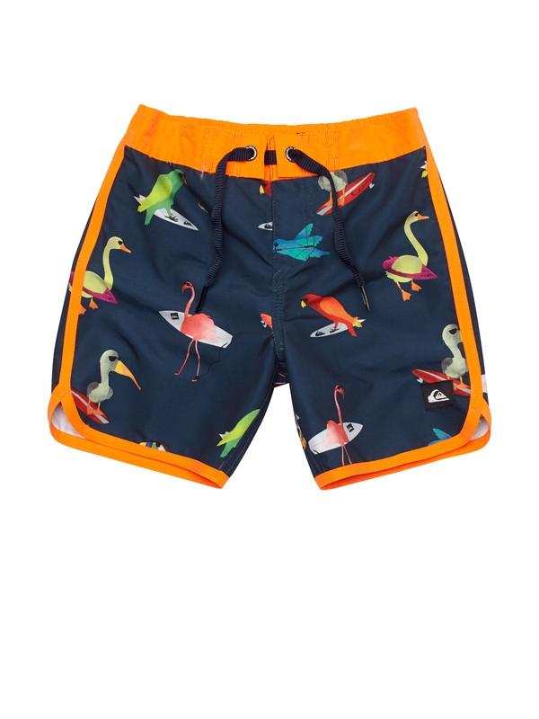 0 Baby Pollybird Boardshorts  AQIBS00042 Quiksilver