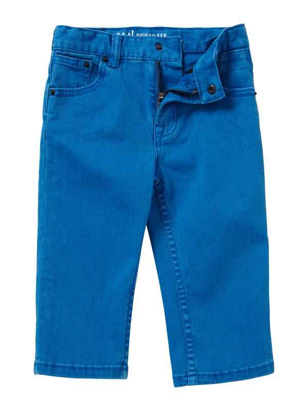 0 Baby Distortion Jeans  AQIDP00001 Quiksilver