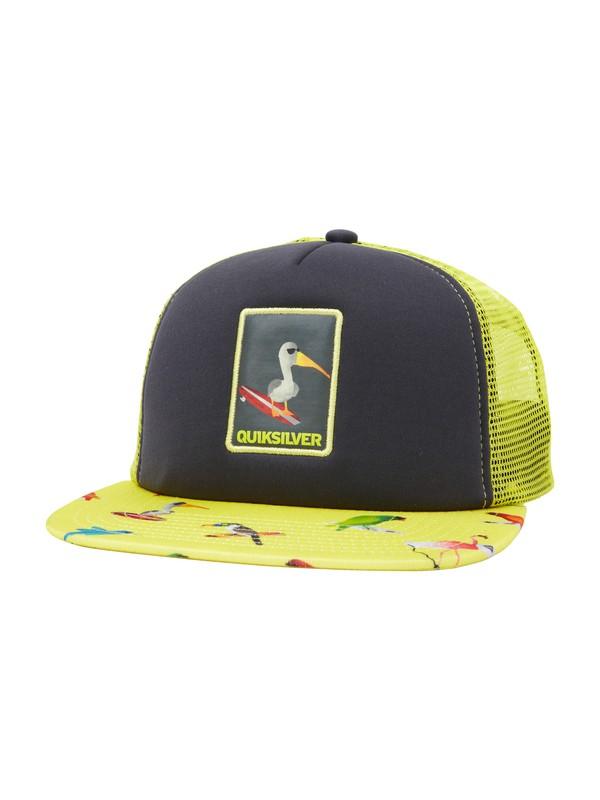 0 Baby Pluck Hat  AQIHA00022 Quiksilver