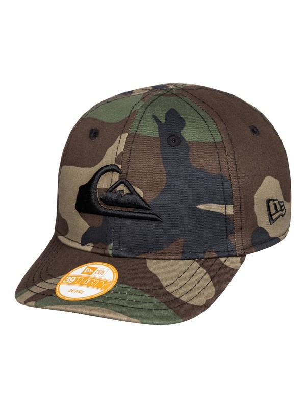 0 Baby Mountain & Wave Hat  AQIHA03028 Quiksilver