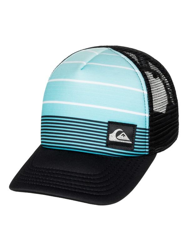 0 Baby Stripe Play Hat  AQIHA03046 Quiksilver