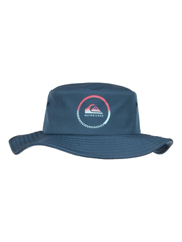 0 Baby Gelsy Sun Hat Blue AQIHA03048 Quiksilver
