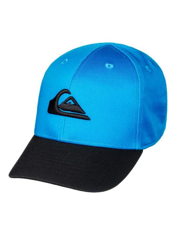 0 Baby Decades Snapback Hat Blue AQIHA03060 Quiksilver