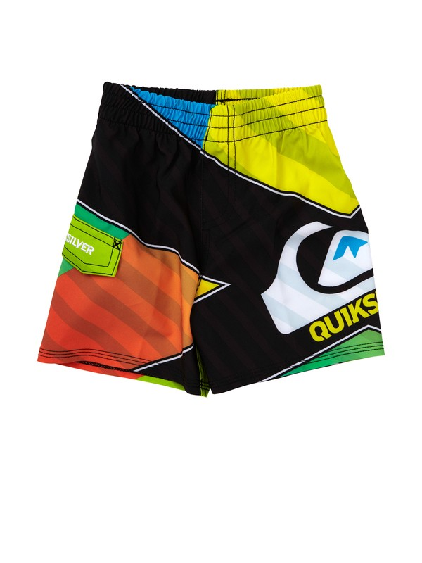 0 Baby Xiting Volley Boardshorts  AQIJV00027 Quiksilver