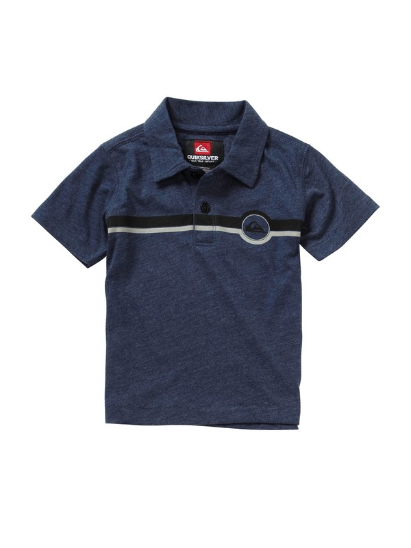 0 Baby Yolo Polo Shirt  AQIKT00021 Quiksilver