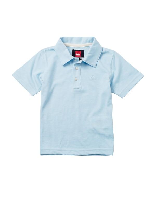 0 Baby Get It Polo Shirt  AQIKT00047 Quiksilver