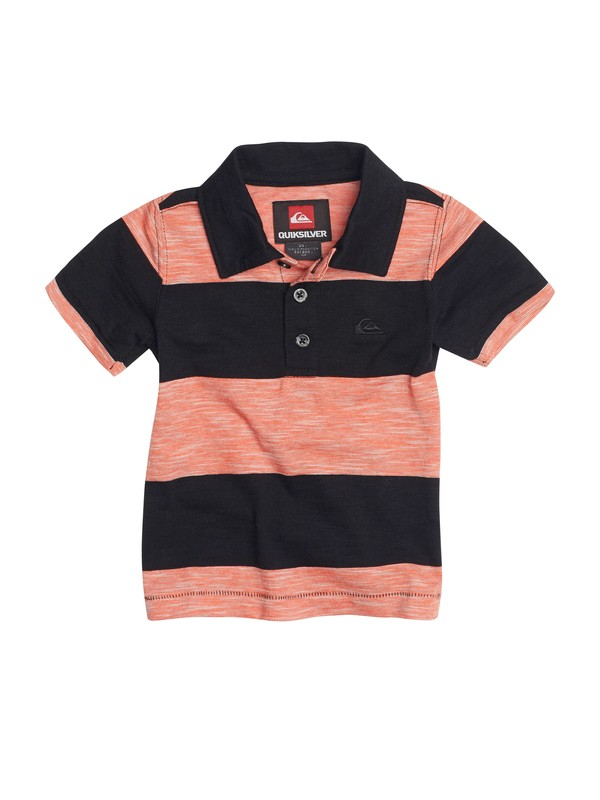 0 Baby On Point Polo Shirt  AQIKT00048 Quiksilver