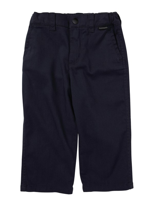 0 Baby Union Pants Black AQINP00002 Quiksilver