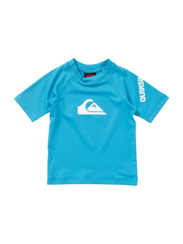 0 Baby All Time SS Rashguard  AQIWR00002 Quiksilver