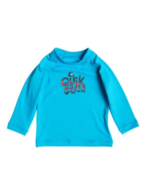 0 Baby Free Play Long Sleeve Rashguard  AQIWR03003 Quiksilver