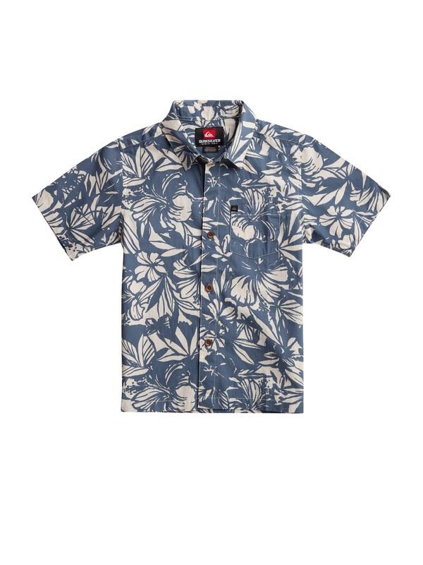 0 Baby Izu Izu Short Sleeve Shirt  AQIWT00045 Quiksilver