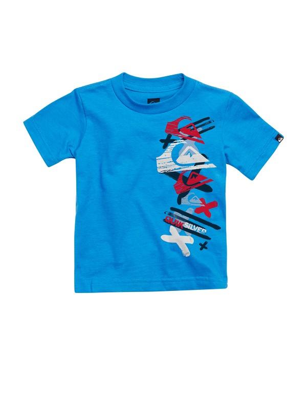 0 Baby Adventure T-shirt  AQIZT00078 Quiksilver