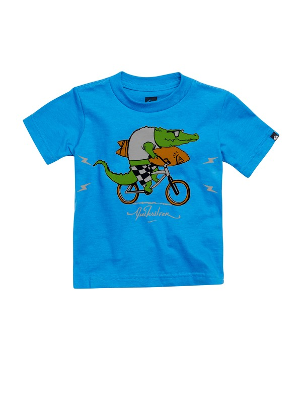0 Baby Later Gator T-Shirt  AQIZT00084 Quiksilver