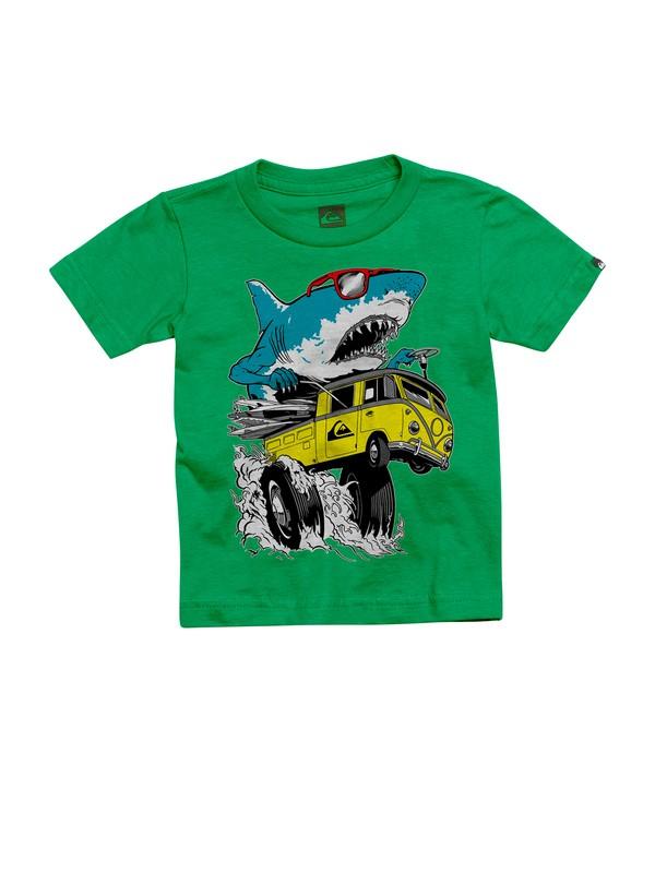 0 Baby Shark Attack T-Shirt  AQIZT00086 Quiksilver