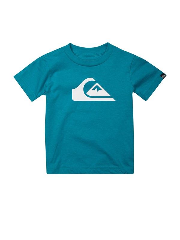 0 Baby Mountain Wave T-Shirt  AQIZT00106 Quiksilver
