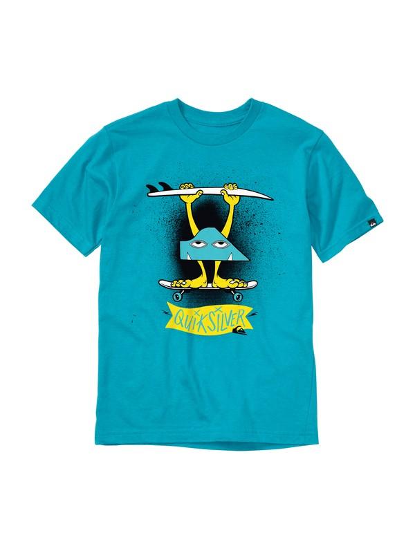 0 Baby Grem Grom T-Shirt  AQIZT00113 Quiksilver