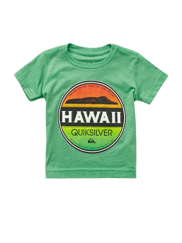 0 Baby Style In T-shirt  AQIZT00121 Quiksilver