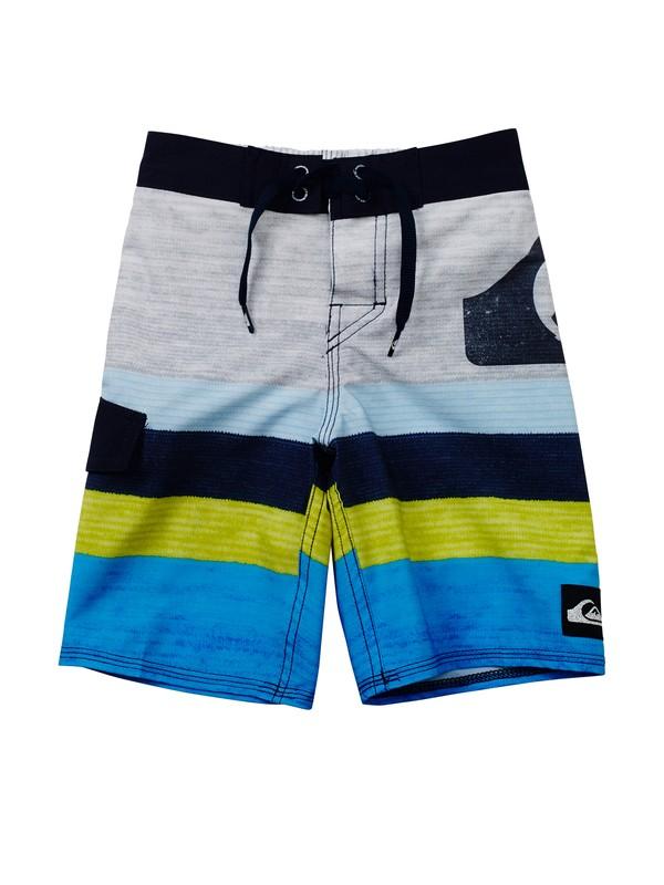 0 Boys 2-7 Slater Boardshorts  AQKBS00072 Quiksilver