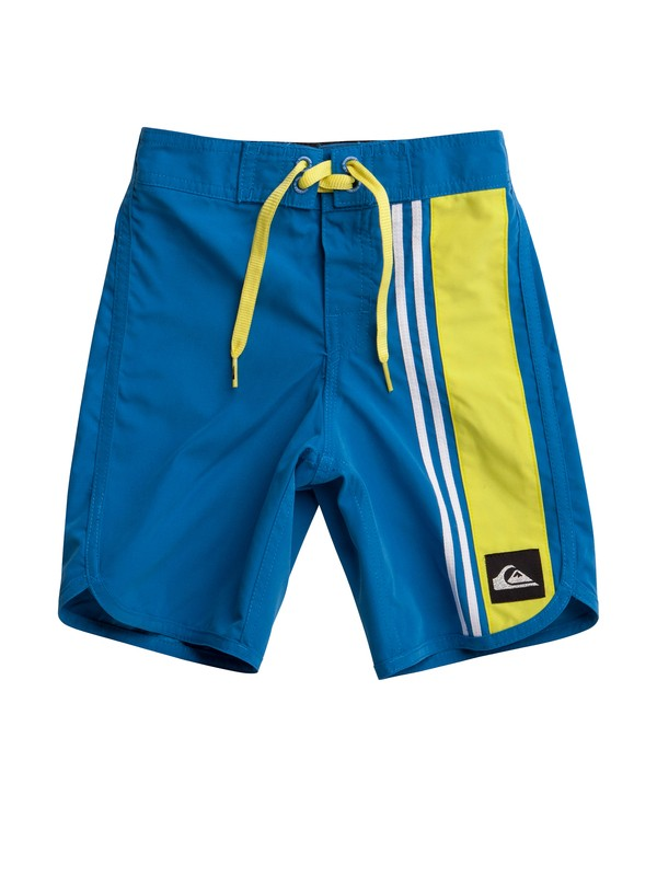 0 Boys 2-7 OG Comp Stripe Boardshorts  AQKBS00073 Quiksilver