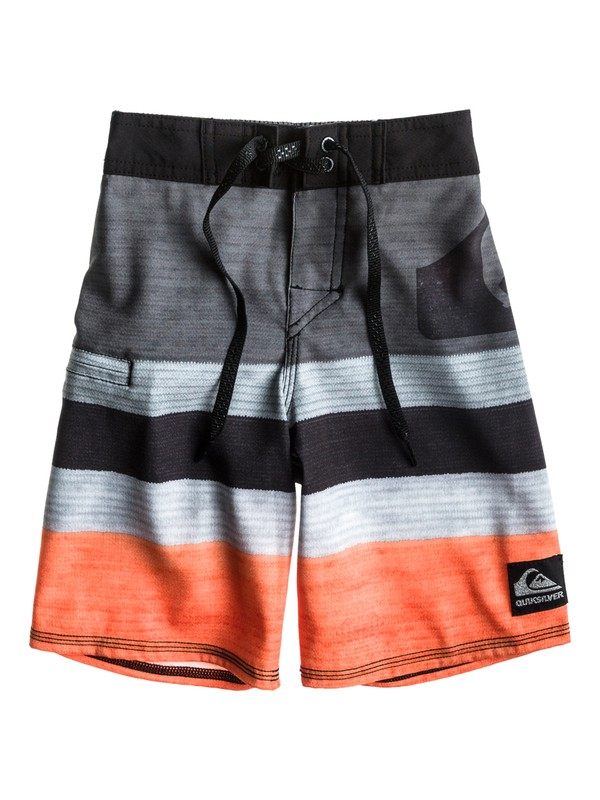 0 Boys 2-7 Slater Boardshorts  AQKBS00080 Quiksilver