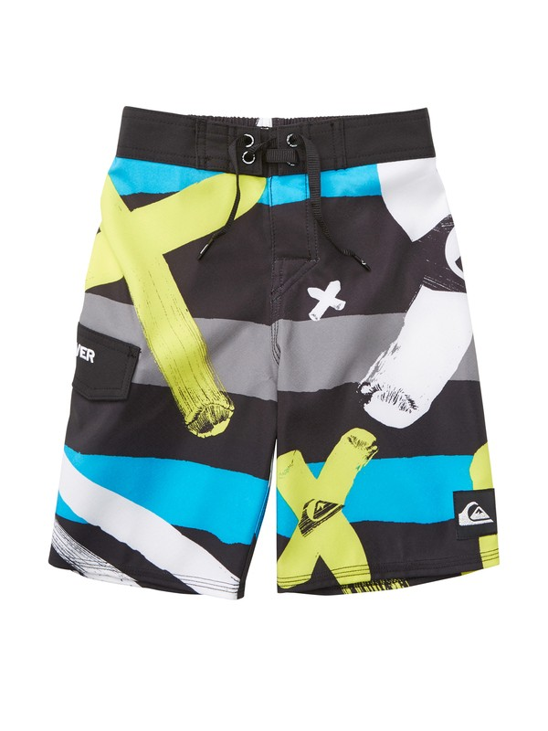 0 Boys 2-7 A Little Tude Boardshorts  AQKBS00081 Quiksilver