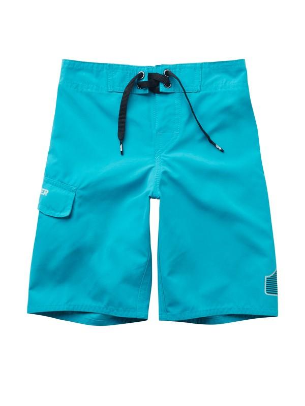 0 Boys 2-7 Stomping Boardshorts  AQKBS00087 Quiksilver