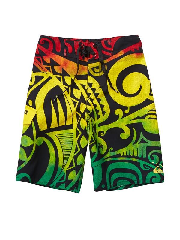 0 Boys 2-7 Da Island Boardshorts  AQKBS00090 Quiksilver