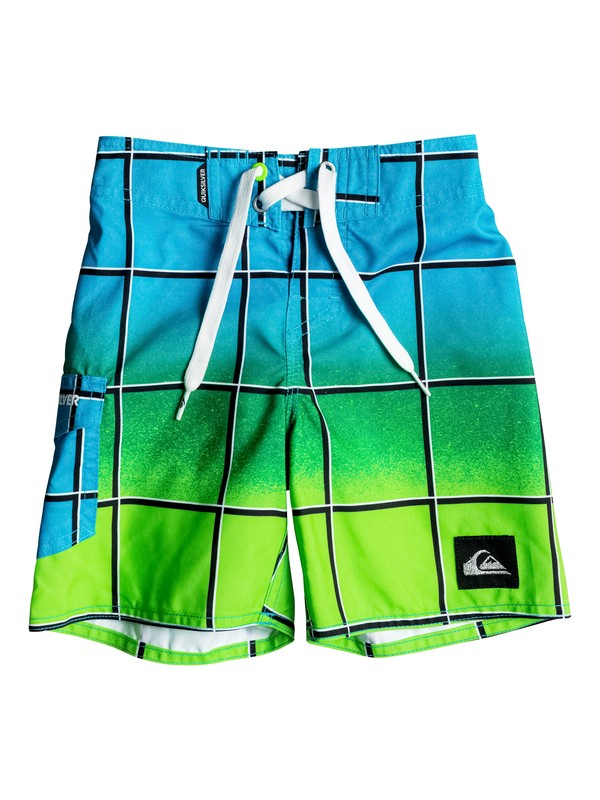 0 Boys 4-7 Electric Colors Boardshorts  AQKBS03026 Quiksilver