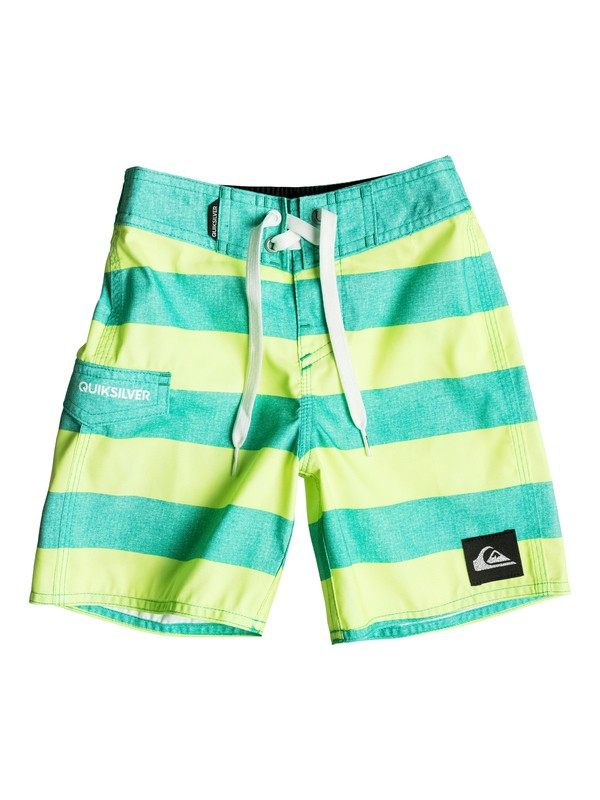 "0 Boys 2-4 Everyday Brigg 19"" Boardshorts  AQKBS03031 Quiksilver"