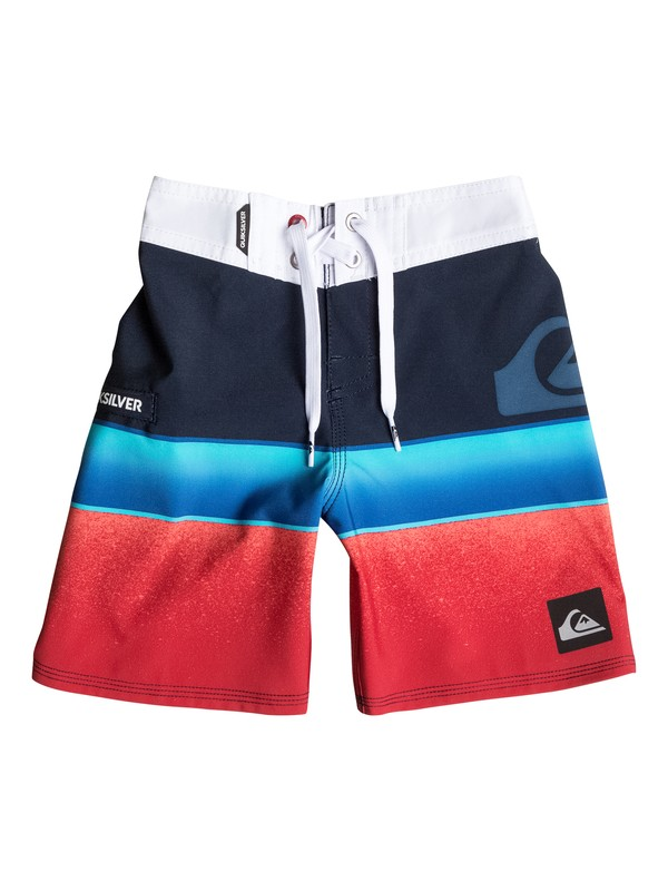 "0 Boys 4-7 Everyday Sunset 19"" Boardshorts  AQKBS03038 Quiksilver"
