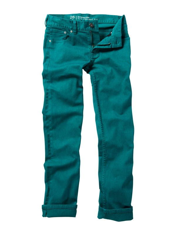 0 Boys 2-7 Distortion Jeans  AQKDP00004 Quiksilver