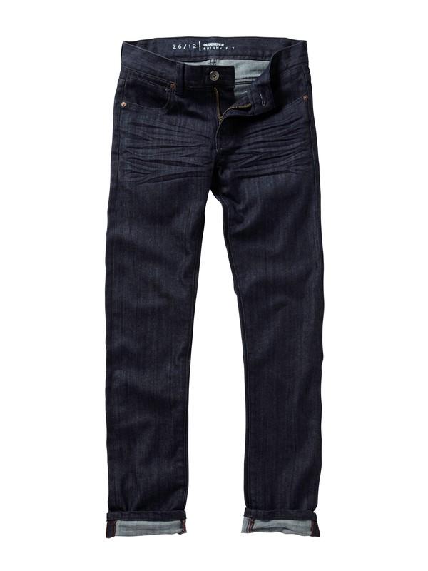 0 Boys 2-7 Zeppelin Jeans  AQKDP00010 Quiksilver