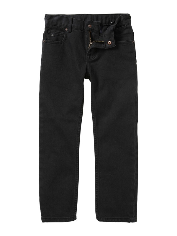 0 Boys 2-7 Distortion Straight Fit  Jeans  AQKDP00012 Quiksilver