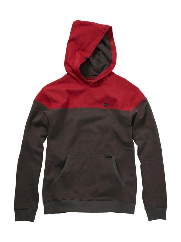0 Boys 2-7 Upper Hand Sweatshirt  AQKFT00017 Quiksilver