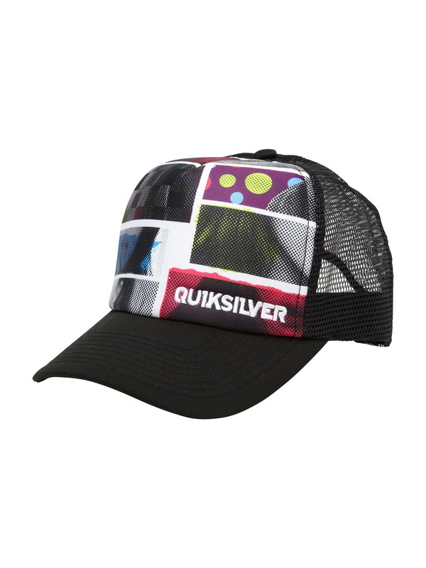 0 Boys 2-7 Boards Hat  AQKHA00001 Quiksilver